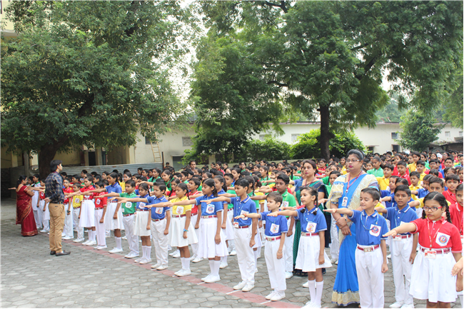 Morning Assembly of 05th October, 2019