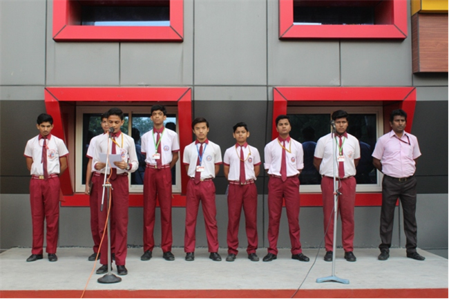 Morning Assembly of 14th October 2019
