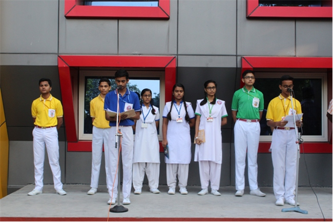 Morning Assembly of 12th October 2019