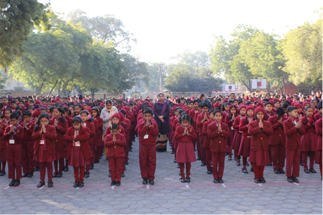Morning Assembly of 13th January, 2020