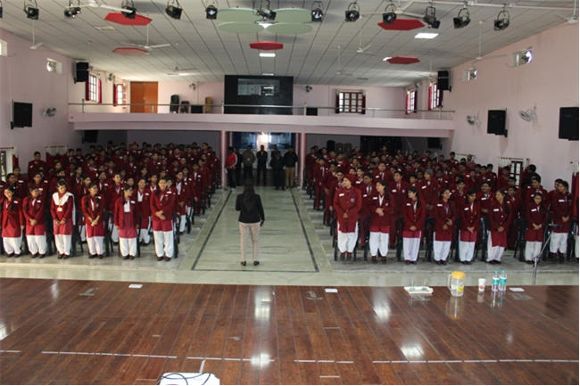 Motivational Seminar For Teachers and Students