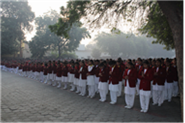 Morning Assembly of 7th December, 2019