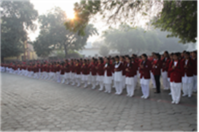 Morning Assembly of 11th December, 2019