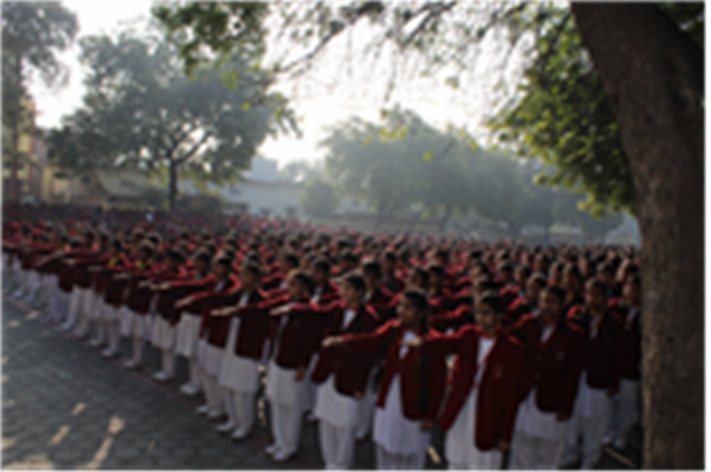 Morning Assembly of 22nd January, 2020
