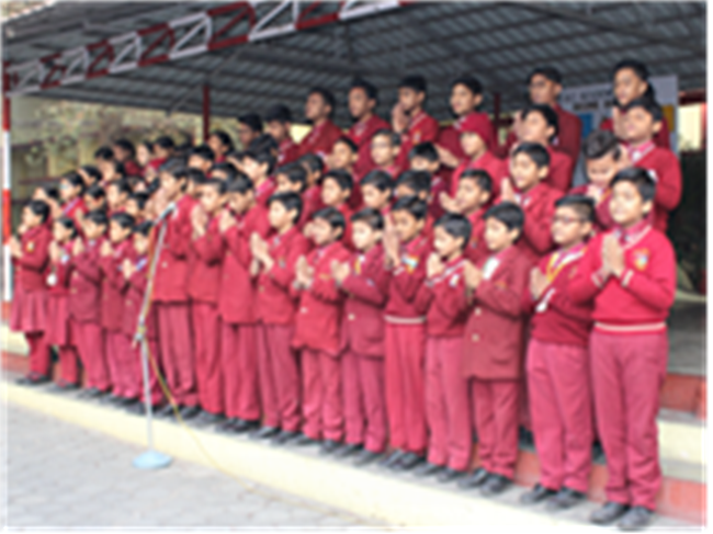 Morning Assembly of 5th December, 2019