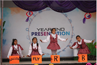 The Year End Presentation of Class I