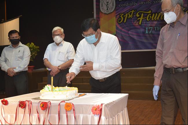 31st Foundation Day at DPS Ranchi