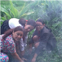 Celebrated a tree plantation