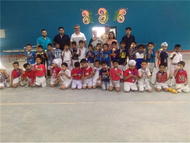 Sports Events For  Class 1