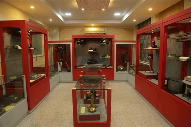 New Museum at NISCORT media college