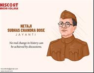 Netaji Subhas Chandra Bose Jayanti