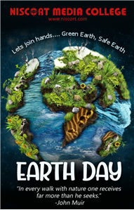 NISCORT Celebrates Earth Day 2020