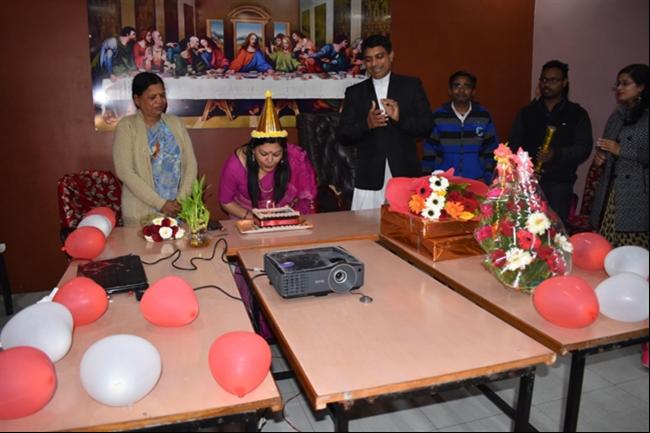 Coordinator's Birthday