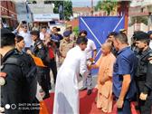 Chief Minister Sri Yogi Adityanath visit