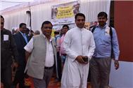 Health Minister's Visit