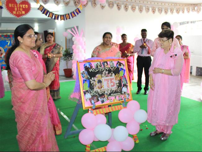 Inauguration and Celebration