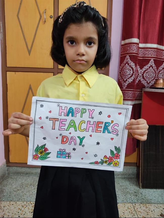 Teachers' Day Celebration- 2021