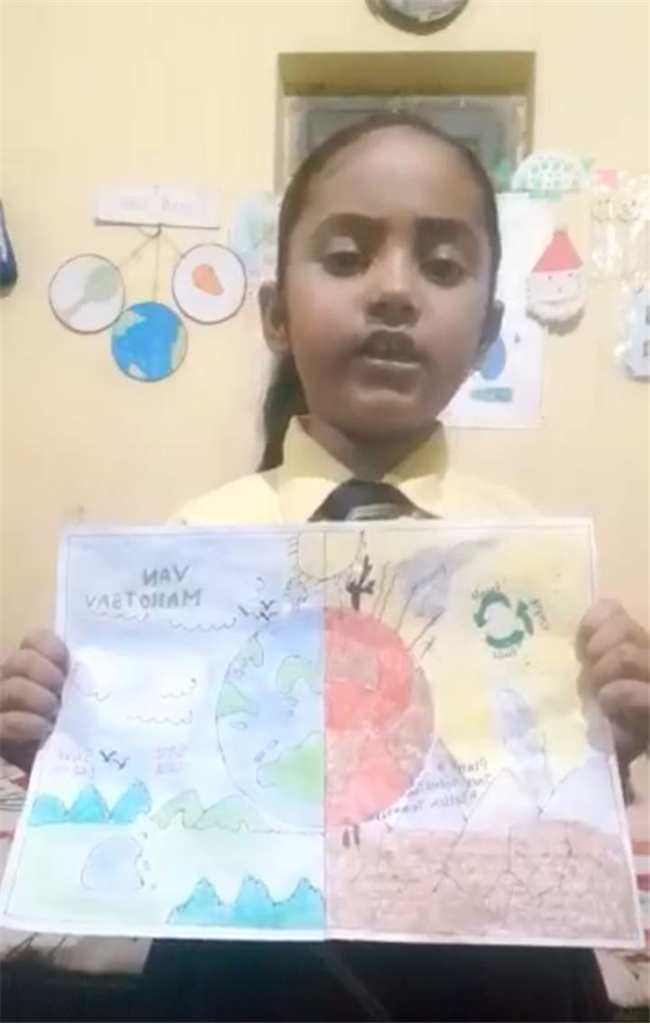 Van Mahotsav Celebration, 2021