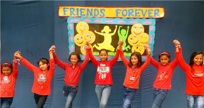 Friendship Day Special Assembly