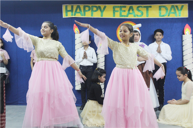 Special Assembly of Feast Day
