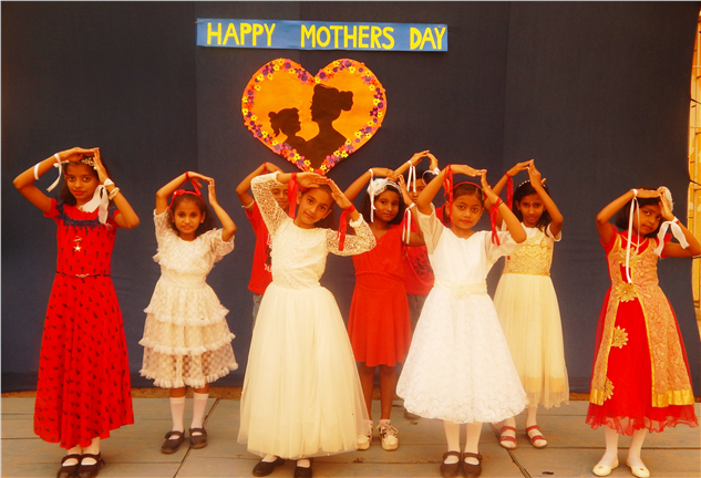 Special Assembly of Mother's Day
