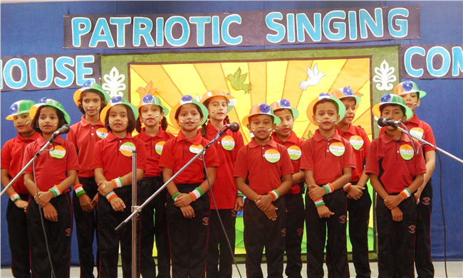 Patriotic Singing  Competition