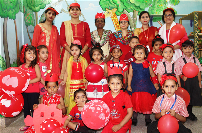 Red Day Celebration, 2019